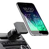 Koomus Pro CD-M Universal CD Slot Magnetic Cradle-less Smartphone Car Mount Holder for all iPhone and Android Devices (Renewed)