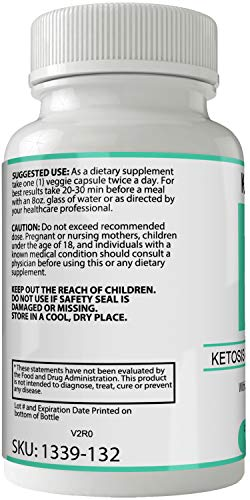 Keto Genesys Keto Blend Weight Loss Pills Advanced Diet Capsules Thermal Weightloss Supplement for Women and Men 3