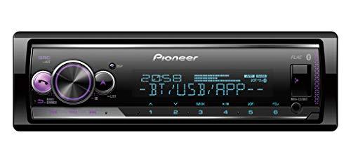 Pioneer Electronics MVH-S510BT Autoradio, vario color