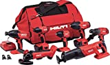 Hilti WSR 18-A CPC Cordless Reciprocating Saw - 3497781