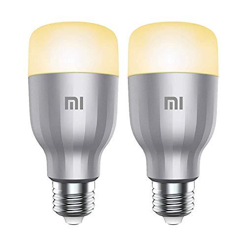 Xiaomi Mi LED Smart Bulb White and Color Bombilla E27, 10 W