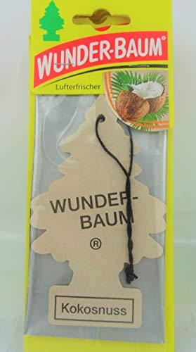 """Lufterfrischer Wunderbaum \""""Kokos\"""""""