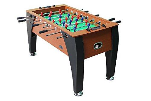 Kick Legend 55' in Foosball Table (Brown)