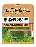 L'Oréal Paris – Gommage Purifiant Pour Le Visage et Les Lèvres – Sucres de...