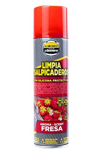 ABC CAR CLEANERS MOT60003 Spray Limpia Salpicaderos Aroma Fr