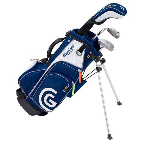 Cleveland Golf Junior Set (Medium, Right Hand, Junior Flex)