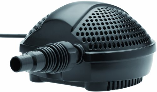 Pontec 50851 Filter- und Bachlaufpumpe PondoMax Eco 1500 | Filterpumpe | Pumpe | Teichpumpe