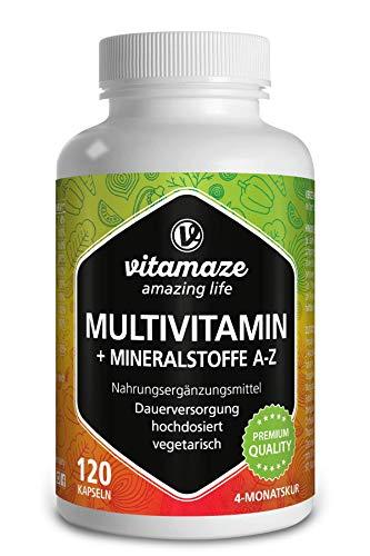 Vitamaze® Multivitaminas Cápsulas de Dosis Alta, 23 Valios