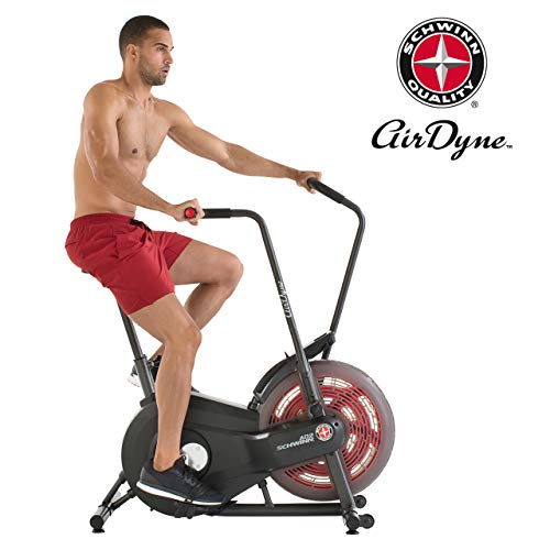 41Au5QUjZ5L - 7 Best Air Bikes to Burn the Most Calories