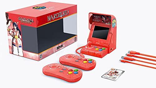 SNK - NEOGEO mini Samurai Showdown Limited Edition Bundle-Nakoruru (Neo Geo)