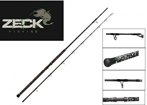 Canna da pesca Pro Cat Zeck Short and Soft welsangler #100 280 2,80 m 300 G