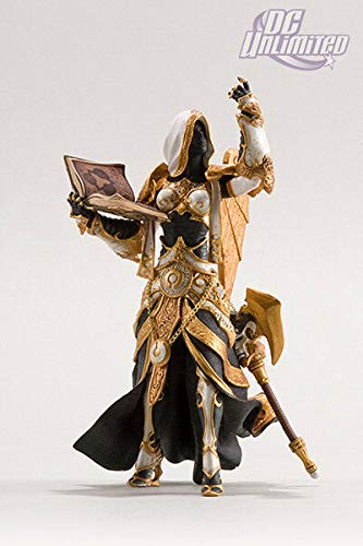 Action Figur WoW Human Priestess: Sister Benedron (Serie III)