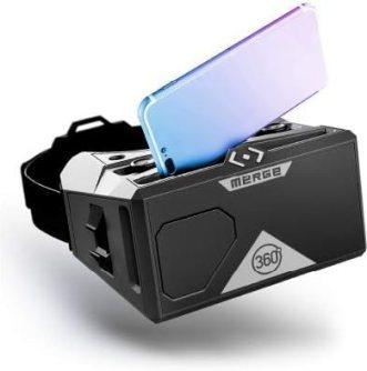 Merge VR Mobile AR/VR Headset (Moon Grey) : Amazon.com.au: Electronics