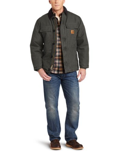 41B VjHf4xL - The 10 Best Carhartt Jackets for Men that Fit Every OutdoorActivity