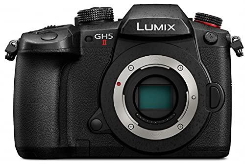 パナソニック ミラーレス一眼カメラ ルミックス GH5M2 ボディ ブラック DC-GH5M2