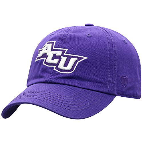 Top-of-the-World-NCAA-Relaxed-Fit-Adjustable-Hat-Team-Color-Primary-Icon