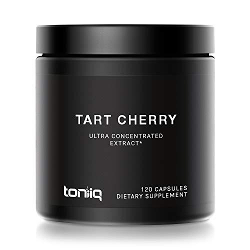 Toniiq Tart Cherry Capsules Supplement