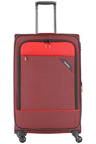 Valigia 'Derby': classica, robusta e leggera valigetta morbida con 4 ruote in 4 colori