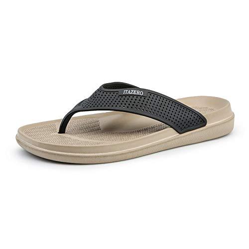 InfraditoInfradito uomo pantofole uomo estate abbigliamento fondo piatto vacanza scarpe da spiaggia...