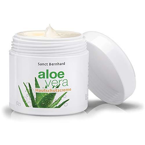 Sanct Bernhard Aloe-Vera Hautschutzcreme mit Jojobaöl 100 ml