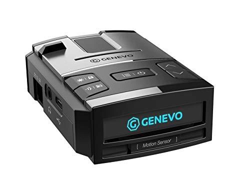 GENEVO™ MAX Radarwarner/Blitzwarner – Warnt vor Blitzern im Straßenverkehr in Echzeit – GPS Gefahren