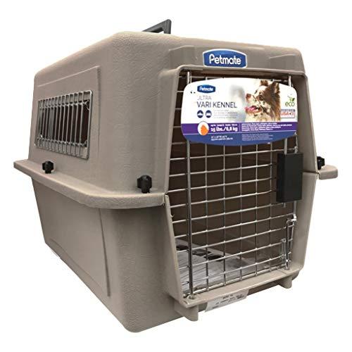 ペットメイト ウルトラ バリケンネル 10-20lbs (4.5-9kg) スタンダード 100S トラッド [トープ] 犬猫用