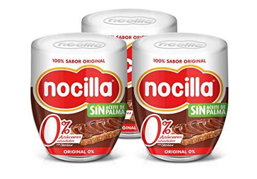 Nocilla Original 0% Azúcares Añadidos: Crema de Cacao Natu