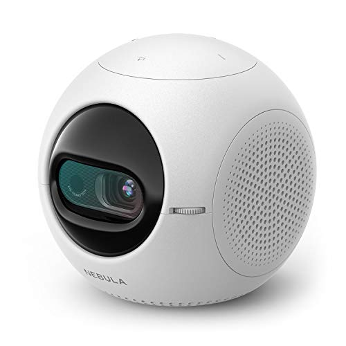 Anker Nebula Astro Mini Portable Projector, Kids Pocket Cinema, Mini Projector, Parental Controls, Customizable UI, Android 7.1, 2.5-Hour Battery Life, Eye Guard Tech, Portable Design Pocket Projector