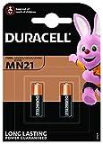 2x Duracell MN21 Alkaline-Batterie A23 23A 12V