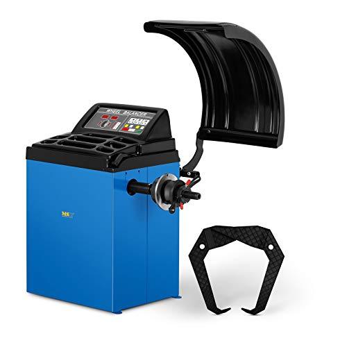 MSW Reifenwuchtmaschine MSW-WB-270 Reifenmontiermaschine Reifenmontiergerät für Felgen 254-610 mm (10-24 Zoll)