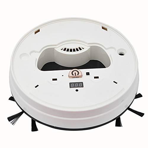 SWTR1 Robot Aspirapolvere ricaricabile Con filtro HEPA, intelligente aspirapolvere robot Con 3...