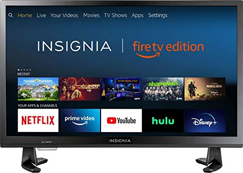 Insignia NS-24DF310NA19 24-inch 720p HD Smart LED TV- Fire TV Edition
