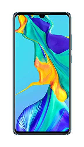 Huawei P30 Smartphone débloqué 4G (6,1 pouces 6/128Go Double Nano SIM Android 9) Breathing crystal