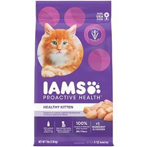 IAMS PROACTIVE HEALTH Kitten Dry Cat Food Chicken Recipe