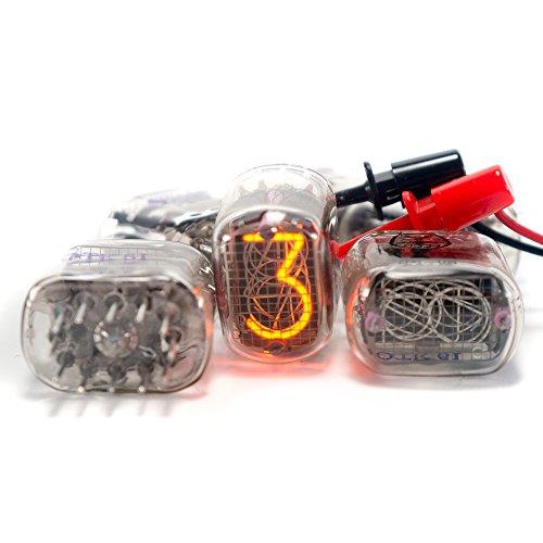 6 PCS/LOT NOS Vintage NEON Nixie Tube IN-12B (Analog B5991)