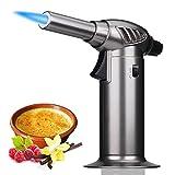Châlumeau de Cuisine - Torche de Cuisine avec Verrouillage de Sécurité...