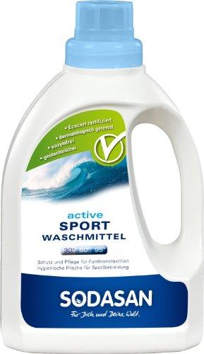Sodasan Bio active Sportwaschmittel (1 x 750 ml)