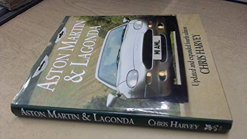Aston Martin and Lagonda