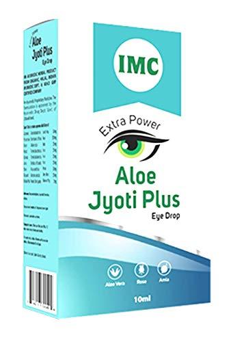IMC Aloe Jyoti Plus Ayurvedic Eye Drop
