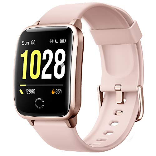 Willful Smartwatch,Pantalla de 1,3 Pulgadas Reloj Inteligente...