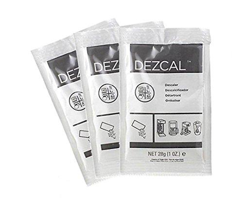ネスプレッソマシーン用 「湯垢汚れ」の洗浄剤3袋(3回分) 臭味が取れ、ネスプレッソカプセルの美味しさ...