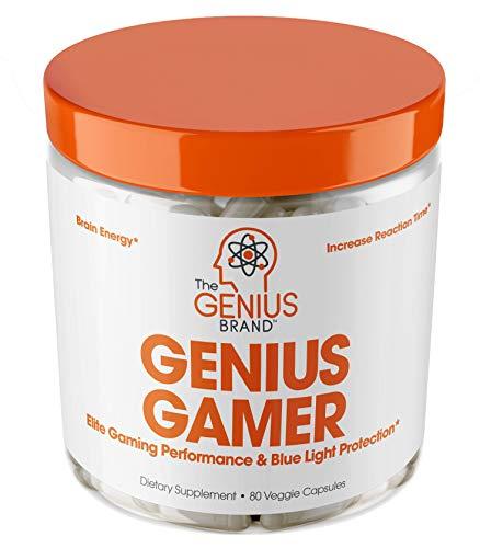 Genius Gamer - Elite Gaming Nootropic | Focus & Brain...