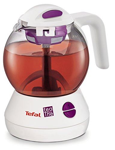 Tefal BJ1100FR Magic Tea Teebereiter, 20,5x15x21cm, Weiß/Beige