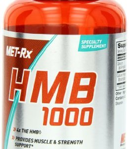 MET-Rx HMB 1000 Supplement, Supports Muscle Recovery, 90 Capsules 1 - My Weight Loss Today