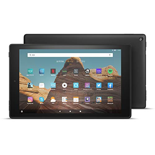 Fire HD 10 タブレット ブラック (10インチHDディスプレイ) 32GB
