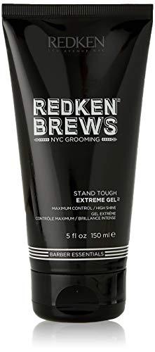 8. Redken Brews for Men Tough Extreme Gel