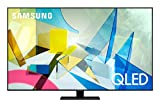 Samsung QE65Q80TATXZT Q80T Series QLED Smart TV 65 ', Ultra HD 4K, Wi-Fi, Silver, 2020