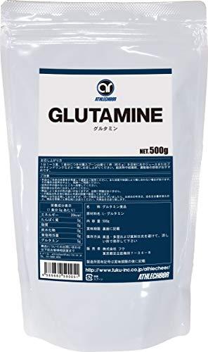アスリチア グルタミンパウダー 500g