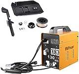 MVPower Poste à souder inverter MIG130, soudeuse à électrode, appareil...