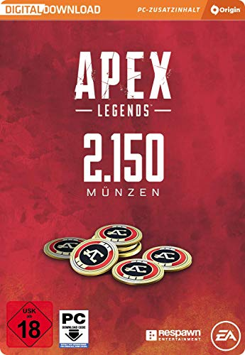APEX Legends - 2.150 Coins | PC Download - Origin Code